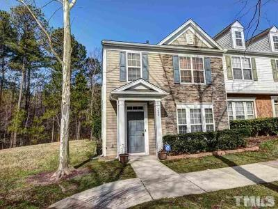 Morrisville Rental For Rent: 208 Hickory Meadow Circle