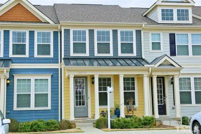 Raleigh, Cary Condo For Sale: 2821 Wilshire Hill Drive #Ste 115