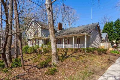 Cary Single Family Home For Sale: 112 Queensferry Road