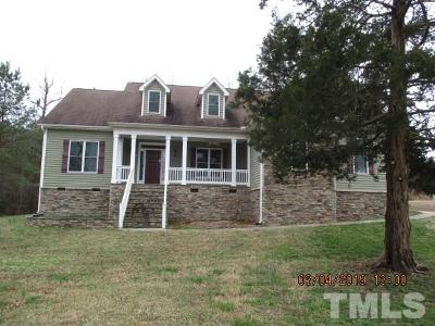 Franklin County Single Family Home Pending: 110 Huntington Road