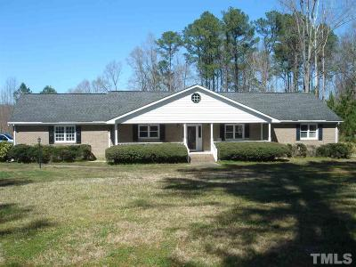 Franklin County Single Family Home For Sale: 700 Dyking Road