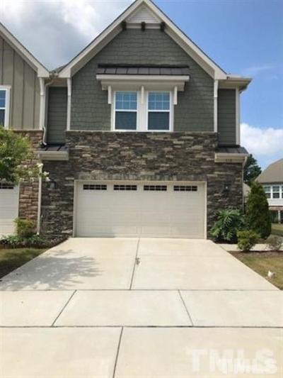 Cary NC Rental For Rent: $1,875