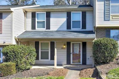 Townhouse Contingent: 4204 Sterlingworth Drive