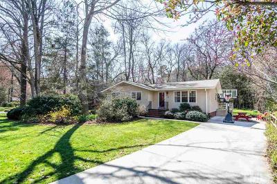 Orange County Single Family Home For Sale: 816 Tinkerbell Road