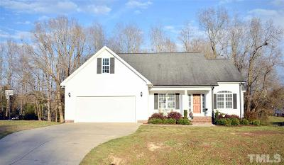 Franklin County Single Family Home For Sale: 20 Harley Court
