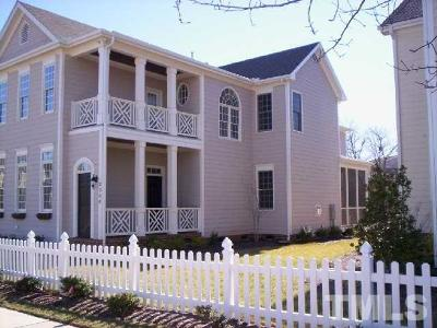 Raleigh Rental For Rent: 2066 Hopeton Avenue
