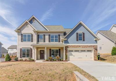 Holly Springs Single Family Home For Sale: 5716 Lumiere Street