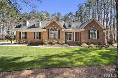 Durham Single Family Home For Sale: 2714 Pleasant Green Road