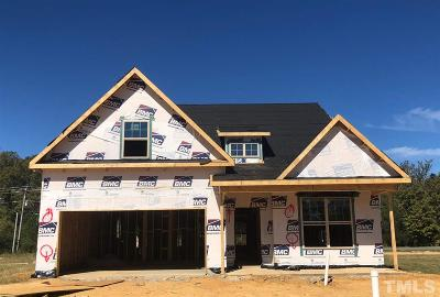 Mebane Single Family Home Pending: 1011 Fairhaven Drive