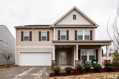 Morrisville Single Family Home Pending: 102 Court Jester Way