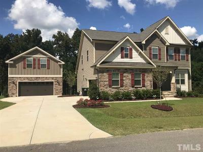 Johnston County Single Family Home For Sale: 98 W Wellesley Drive