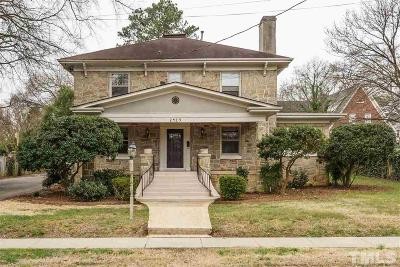 Single Family Home For Sale: 2415 Fairview Road