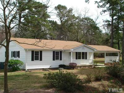 Sampson County Single Family Home For Sale: 341 Parnell Road