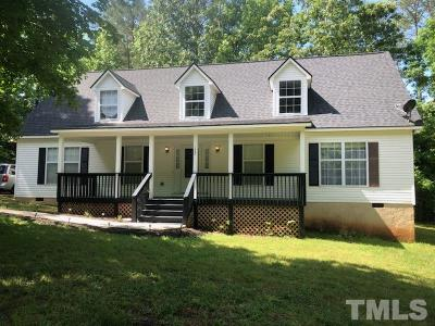 Franklin County Single Family Home For Sale: 132 Osage Drive