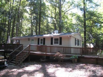 Henderson NC Single Family Home For Sale: $275,000