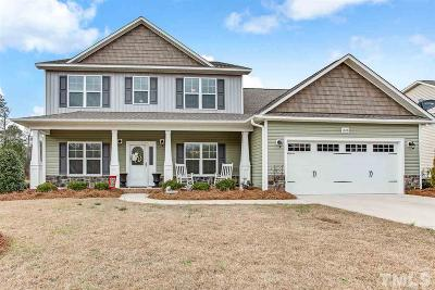 Lee County Single Family Home For Sale: 1608 Porches Way