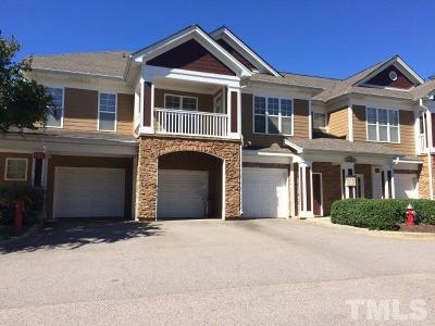 Cary Rental For Rent: 6000 Scarlet Sky Lane