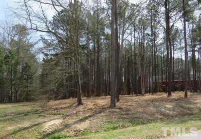 Zebulon Residential Lots & Land For Sale: 1408 Wakefield Farm Road