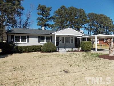 Wake County Rental For Rent: 1412 Faye Drive