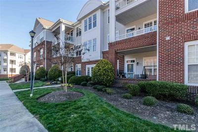 Apex Condo Pending: 432 Eyam Hall Lane #432