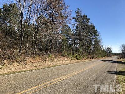 Granville County Residential Lots & Land For Sale: Lot 14 Dalton Mill Road