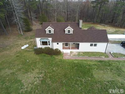 Durham Single Family Home Pending: 2502 Hollyheight Drive