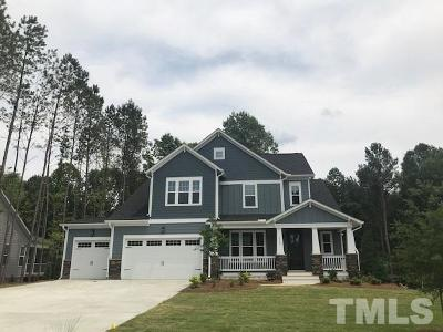 Garner Single Family Home Pending: 5129 Glen Creek Trail