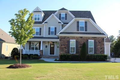 Wake County Rental For Rent: 7421 Pomona Avenue