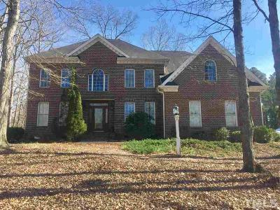 Johnston County Single Family Home For Sale: 3224 River Oaks Road