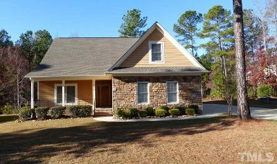 Single Family Home For Sale: 134 Blue Pine Drive