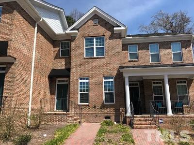 Raleigh Rental For Rent: 1525 Yarborough Park Drive