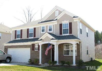 Wake County Rental For Rent: 105 Folsom Drive