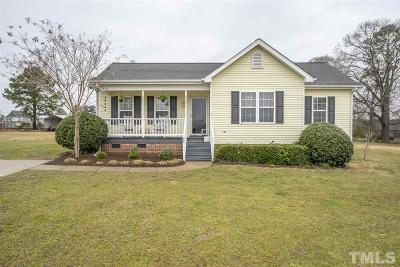Fuquay Varina Single Family Home For Sale: 26 Railwood Court
