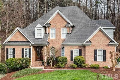 Cary NC Single Family Home For Sale: $699,000