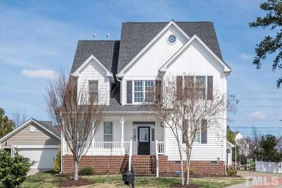 Morrisville Single Family Home For Sale: 209 Low Country Court