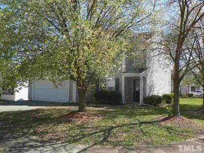 Wake County Rental For Rent: 6200 Saybrooke Drive