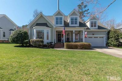 Holly Springs Single Family Home For Sale: 208 Cobblepoint Way