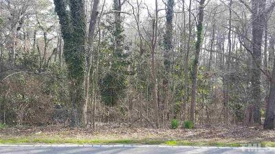 Fuquay Varina Residential Lots & Land For Sale: 405 Angier Road