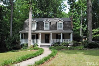 Cary Rental For Rent: 1001 Vickie Drive