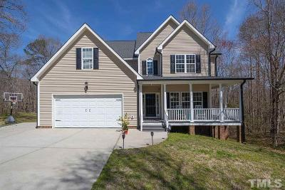 Johnston County Single Family Home For Sale: 489 Galaxy Drive