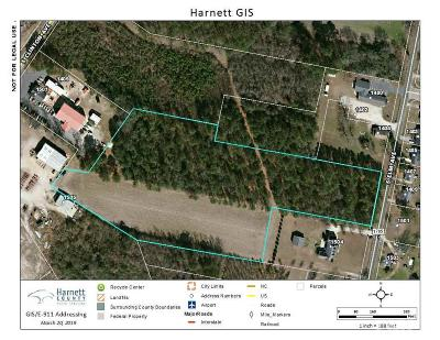 Harnett County Residential Lots & Land For Sale: S Elm Avenue