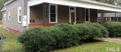 Johnston County Multi Family Home For Sale: 516 W Elizabeth Drive West