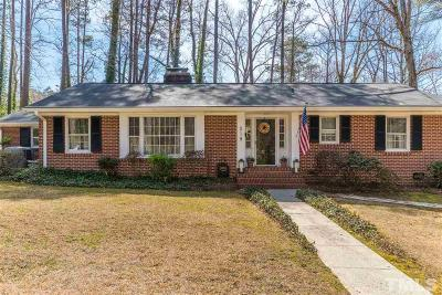 Wake Forest Single Family Home For Sale: 219 W Vernon Avenue