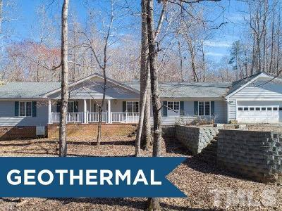 Chapel Hill Single Family Home For Sale: 845 Beaver Dam Road