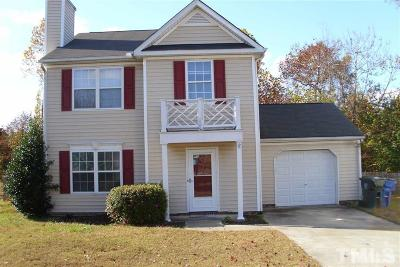 Wake County Rental For Rent: 4205 Ivy Hill Road