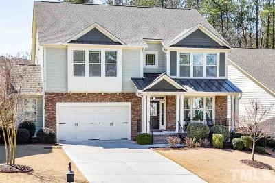Cary Single Family Home For Sale: 705 Sumter Court