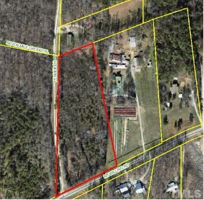 Orange County Residential Lots & Land For Sale: Pender Drive