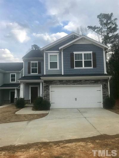 Wake County Rental For Rent: 200 Spring Pine Lane