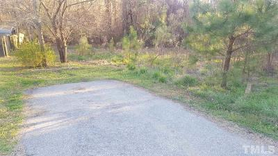 Holly Springs Residential Lots & Land For Sale: 205 W Maple Avenue