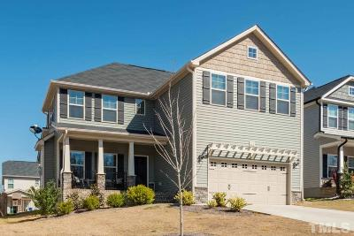 Clayton Single Family Home For Sale: 129 Bobby Ray Court